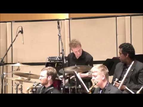 Channel One Suite—Central Washington University Jazz Band 1
