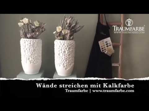 auro anwendung kalkfarben und kalk buntfarben doovi. Black Bedroom Furniture Sets. Home Design Ideas
