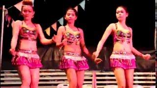 โชว์ 3 เพลง-Folk way-Dance facts-learn thai-youtube thai-Dance Classes-รำวงเพชรบุรี