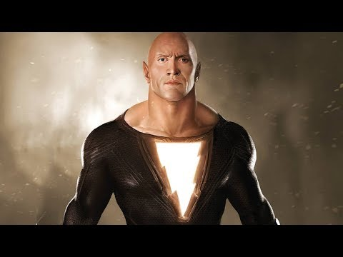 Play THE ROCK OFFICIALLY CONFIRMS BLACK ADAM RELEASE DATE & DETAILS