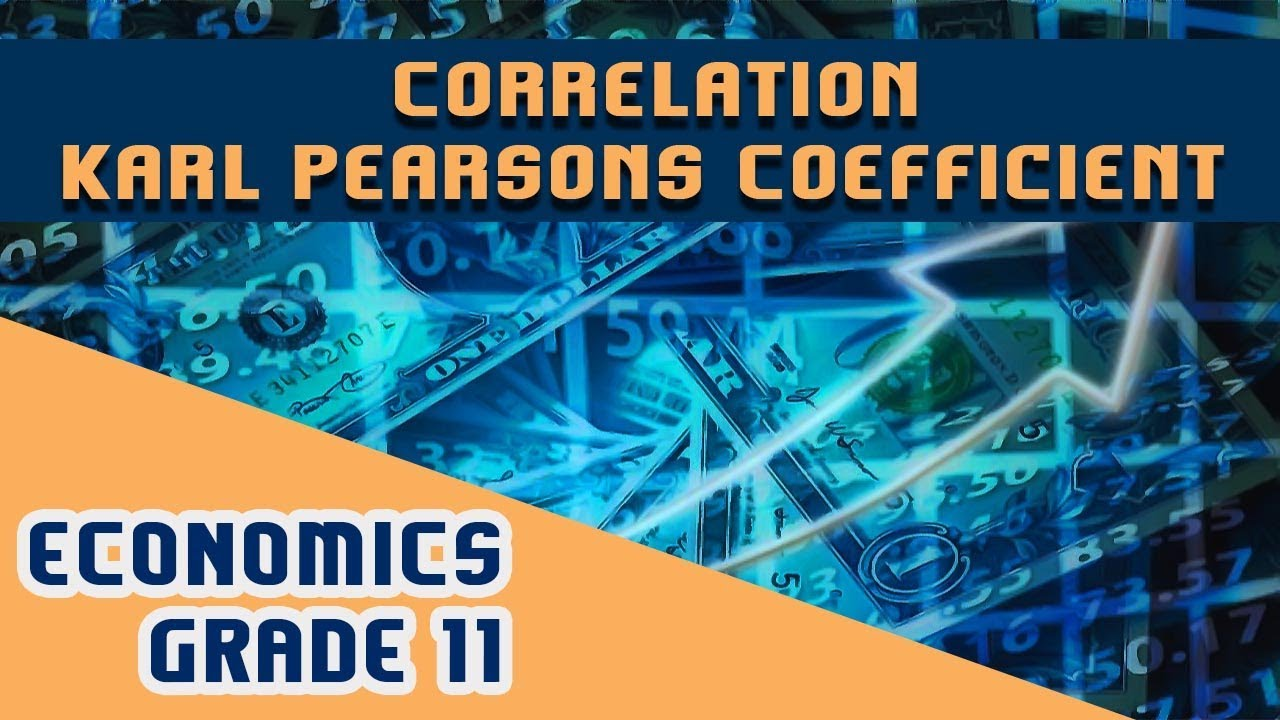 pearson correlation coefficient handout There are two main types of correlation coefficients: pearson's product moment  correlation coefficient and spearman's rank correlation coefficient the correct.