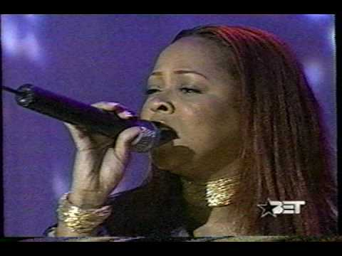 Monifa-I Can Tell (LIVE)