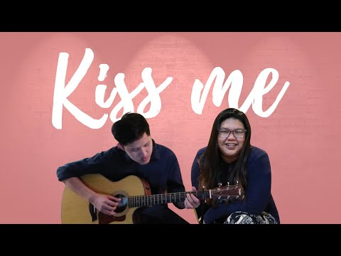 CouScene Time: Kiss Me (Sixpence None The Richer) Cover By Bern