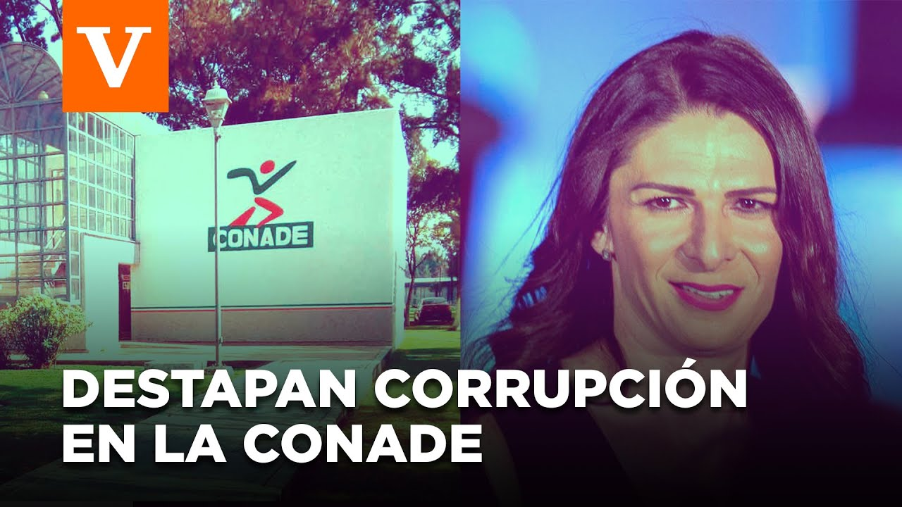 Destapan caso de corrupción en #Conade de Ana Gabriela Guevara - YouTube