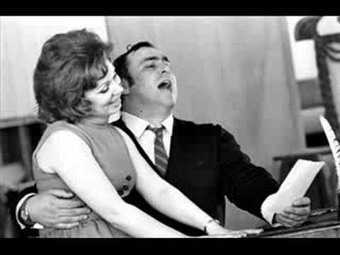 Freni and Pavarotti-Parigi, O Cara