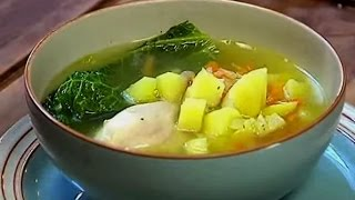 Рецепт: Французский овощной суп - ТОРЧИН®