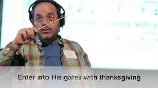 """Praise & Harmony Singers """"Make A Joyful Noise"""" from the Everlasting God CD"""