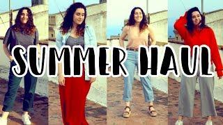 SUMMER TRY-ON HAUL | Christine Hug