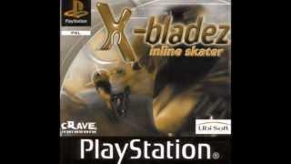X-Bladez (Inline Skater) - 01 Pacific Blitz