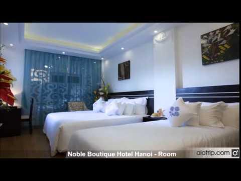 Noble Boutique Hotel Hanoi introduction