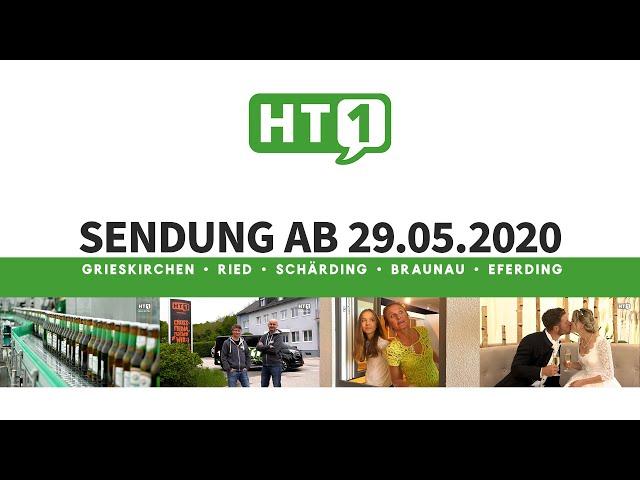 HT1 Sendung vom 29.05.2020 / Hausruck & Innviertel