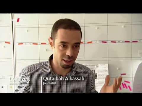 Neue arabische Zeitung extra für Flüchtlinge aus Bonn