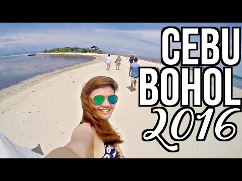 PRENUP SHOOT AT CEBU & BOHOL!  ♡ Travel Vlog | makeupbykarlamisa