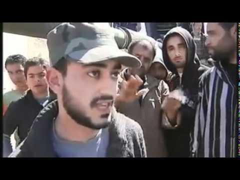 Channel 4 Report:  Is Az-Zawiya, Libya Under Gaddafi