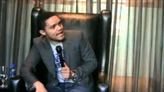 Trevor Noah exclusive press conference