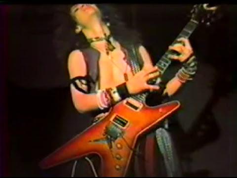 Pantera @ Joe's Garage - Fort Worth, TX 1984 [with Terry Glaze]