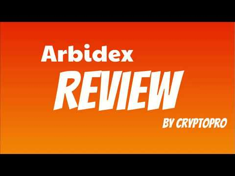 Arbidex Cryptocurrency Review- One Of The Best Coin To Invest In 2019