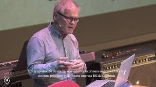 """Rick Ridgeway (VP iniciativas medioambientales de Patagonia):""""Conservación para una nueva economía"""""""