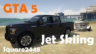 GTA 5: Jet Skiing