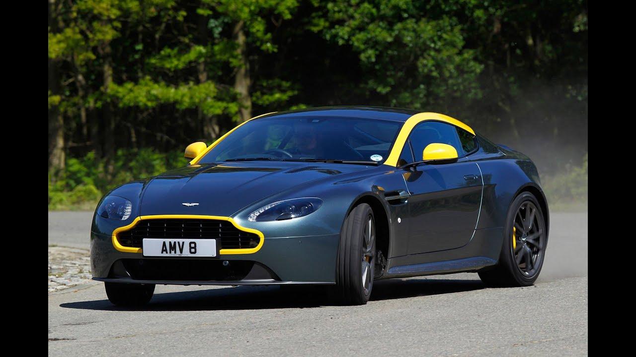 Aston Martin V11 Vantage N11 tested | aston martin n430