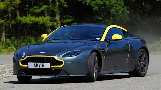 Aston Martin V8 Vantage N430 2015 Videos