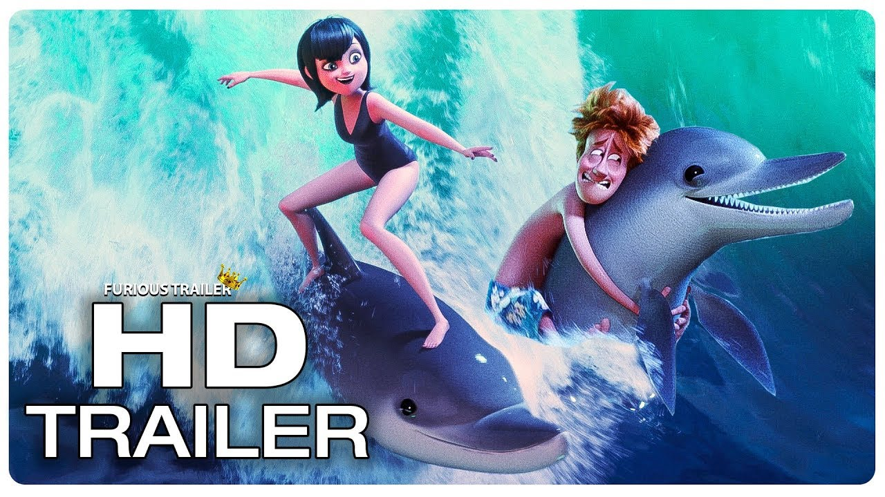Hotel Transylvania 3 All Movie Clips Trailer 2018