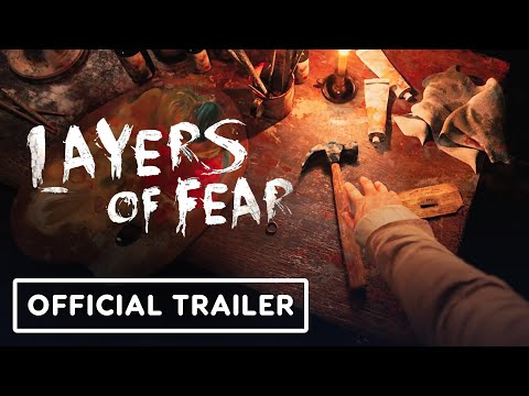 Layers of Fear - Official New Project Teaser (Unreal Engine 5)