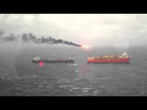 20151228 Norway Offshore Weather Report Part 2