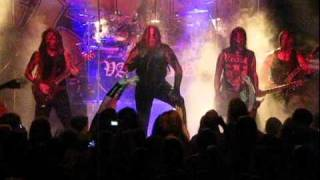 "Varg - ""Viel Feind Viel Ehr"" - Live fire show - Metal Empire - From Hell - 06th November 2010"