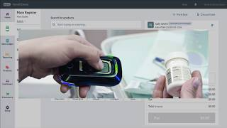 Setting Up the Motorola CS3000 Series Bluetooth Barcode Scanner for Mac | Vend U