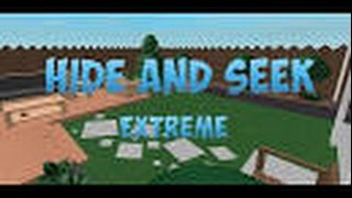 ROBLOX: Hide & Seek Xtreme #3 Nuthin' Wrong