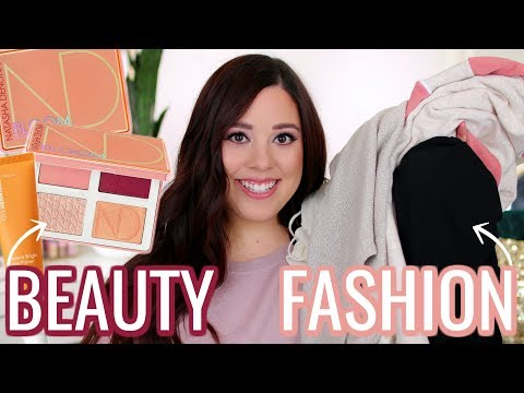 BEAUTY & FASHION HAUL MARCH 2019! SEPHORA, EXPRESS, AND MORE