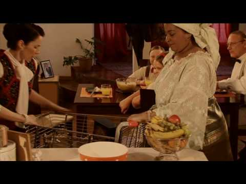 German Dinner - NBC TV (Namibia 2009)