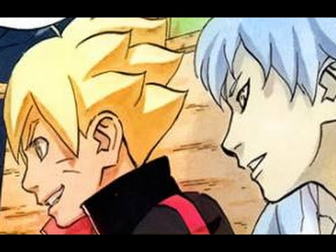 Naruto Gaiden The Seventh Hokage Chapter 700+1 Preview ...