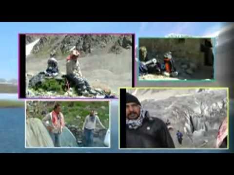 Karombar Lake NA, Ashkoman valley, broghal valley, Northern Pakistan.mp4