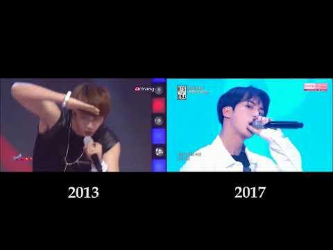 BTS - No More Dream (2013 VS 2017) Split Audio