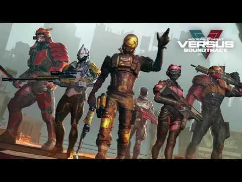 Modern Combat Versus Soundtrack Agents Of Chaos