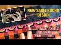New Saree Kuchu Design   Bridal Saree Tassels  Trending Saree Border   www.knottythreadz.com