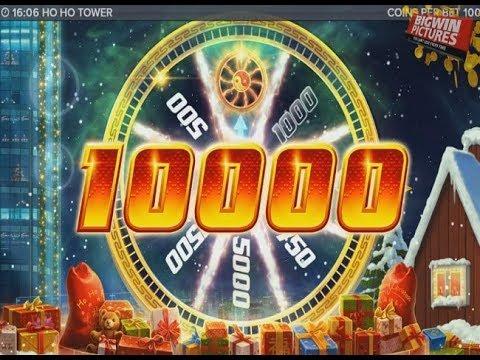 Ho Ho Tower - 2x Nice Bonus Features!
