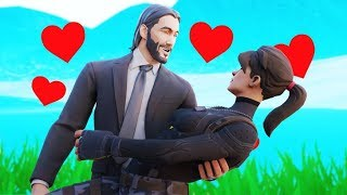 THE BEST FORTNITE LOVE MOVIE EVER MADE!