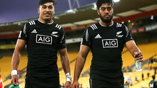 We chat to Akira and Rieko Ioane who will be the first brother pair...