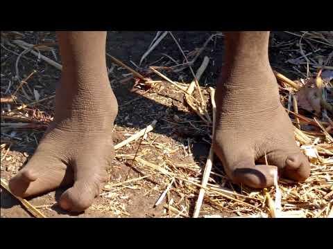 Африканское племя ,,КЛЕШНЕНОГИХ  Люди страусы  Klondike TV