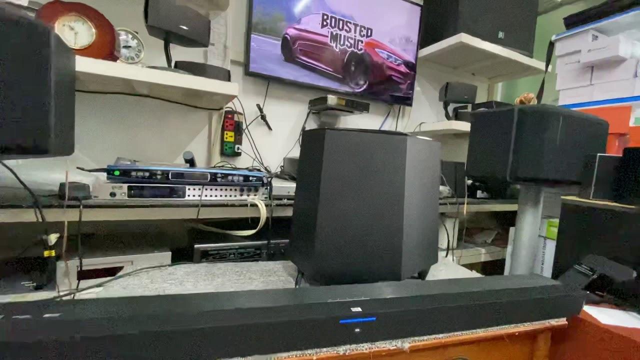 Test Soundbar