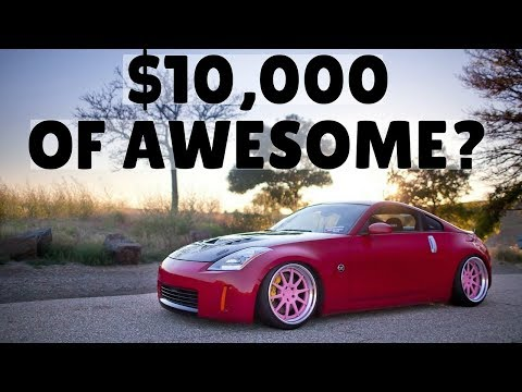 5 AWESOME RWD Sportscars for $10,000!