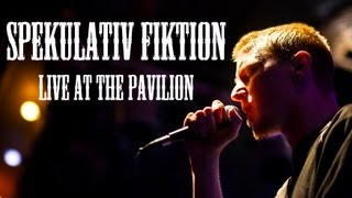 Spekulativ Fiktion -Brother Nature (Inmortal Technique Warmup) Live at the Pavilian