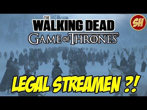 SERIEN LEGAL STREAMEN: Walking Dead & Game Of Thrones Staffel 6   Sky Online   Serienheld