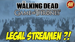 SERIEN LEGAL STREAMEN: Walking Dead & Game of Thrones Staffel 6 | Sky Online | Serienheld
