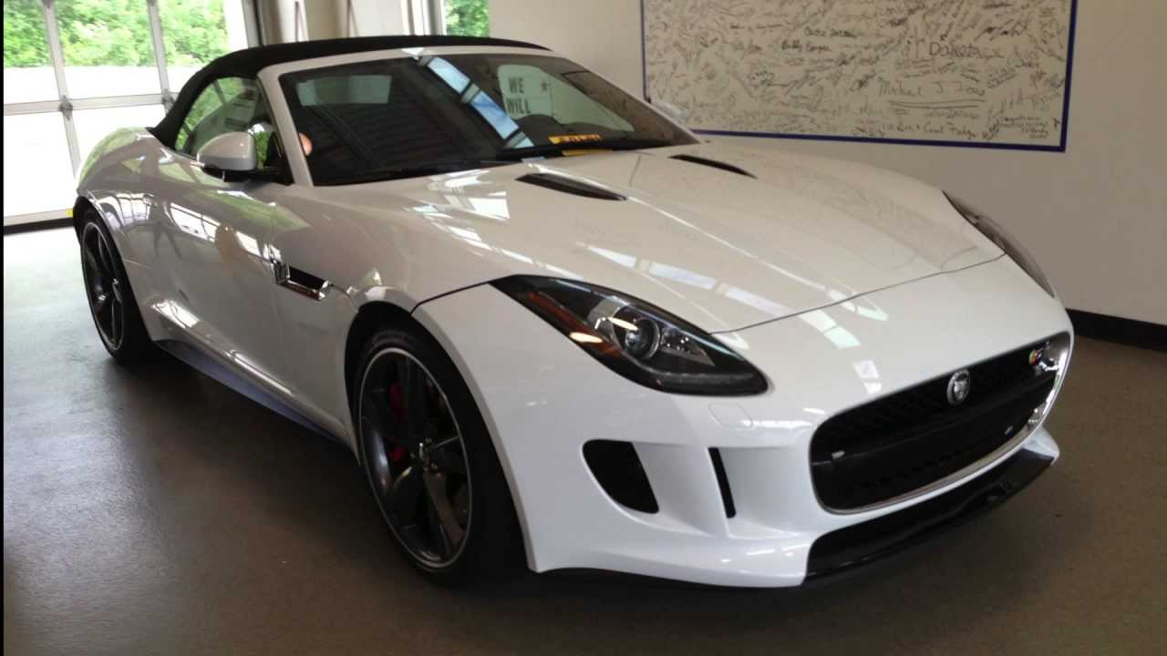 2014 jaguar f type s v8 supercharged engine exhaust sound youtube. Black Bedroom Furniture Sets. Home Design Ideas