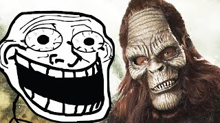 BIGFOOT TROLLING ON XBOX LIVE! (Call of Duty Ghosts)
