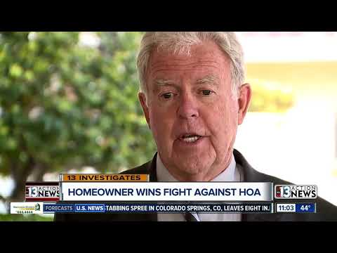 PART 2: Homeowner Beats HOA In Fight That Went To Nevada Supreme Court